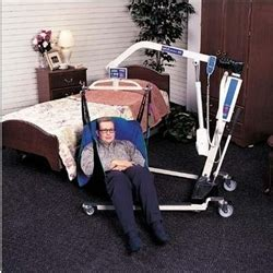 invacare full body sling hammock sling  patient lifts