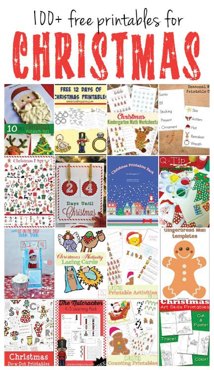 printable elf holiday activity mat 100 free christmas printables gift of curiosity