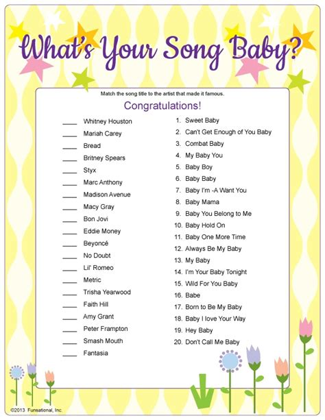 Songs With Baby In The Title Baby Shower by 17 Best Images About Baby Shower On