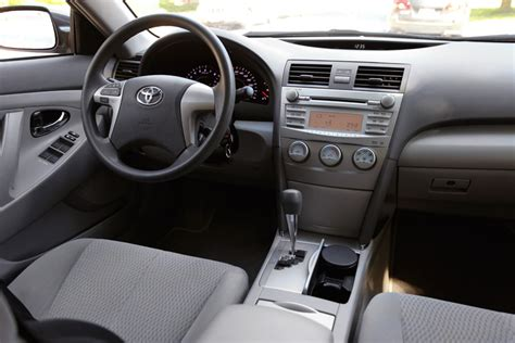 2011 Toyota Camry Le Interior by Toyota Camry 2007 2011 Expert Review