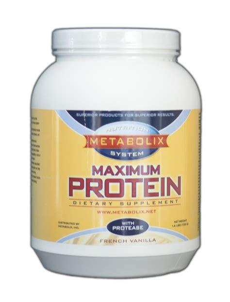 Maxsimum Protein Maximum Protein Vanilla