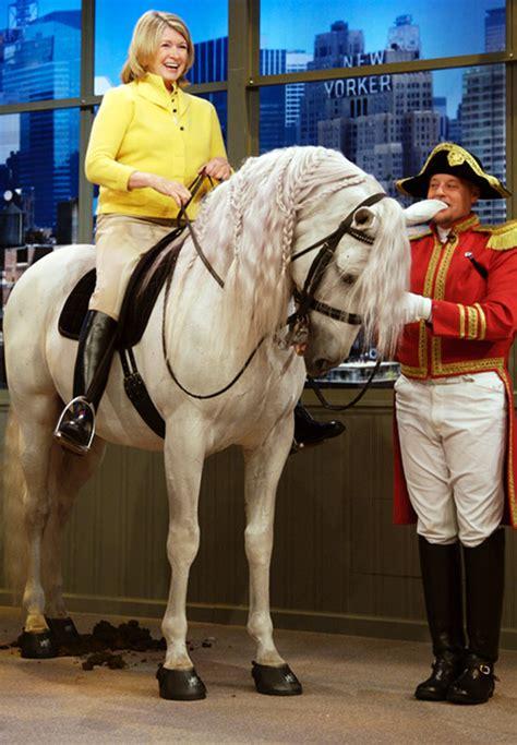 Martha Stewart Rides A Stallion martha stewart rides a stallion popbytes