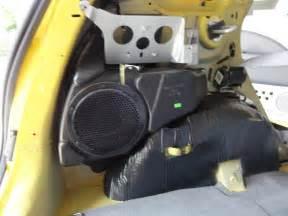 2006 2010 chrysler pt cruiser car audio profile