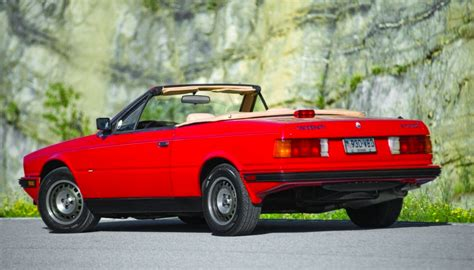 maserati biturbo turbo treat 1987 maserati biturbo spyder hemmings