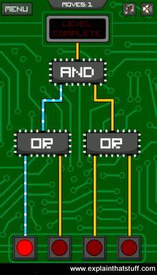logic gates work explain  stuff