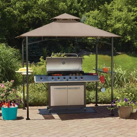 bbq grill awnings 30 grill gazebo ideas to fire up your summer barbecues