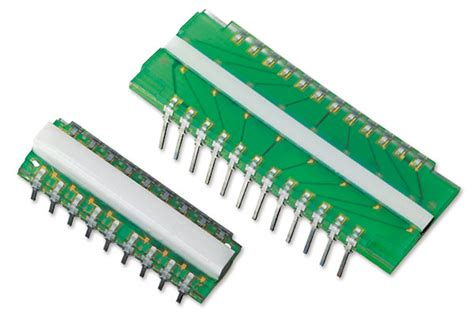 pin diode array pin diode array 28 images littelfuse tvs diode arrays safeguard hbled strings from 1x16