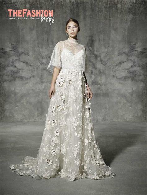 Romantische Brautkleider by Yolan Cris Lace 2016 Bridal Collection