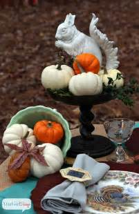 17 best ideas about thanksgiving table decor on