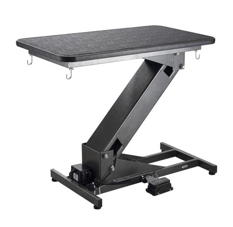 ultra low z lift electric grooming table et 190 799