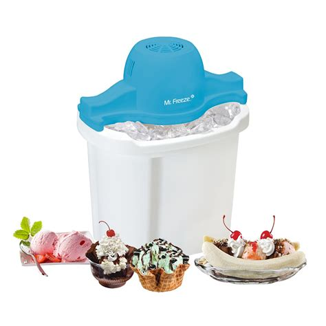 Mini Toasters Mr Freeze 4qt Electric Ice Cream Maker Eim 404