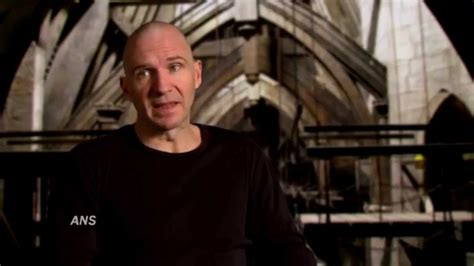 Ralph Fiennes Says That He Is The Victim by Ralph Fiennes Talks Lord Voldemort S Anger Inspiration For