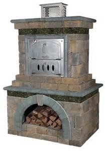 Backyard Bbq Pit Plans Cambridge Pavingstones Cambridge Outdoor Pizza Oven Kits