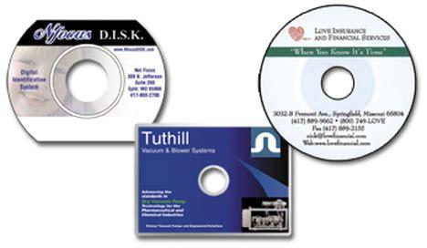 Business Card Disc
