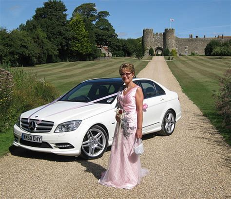 Wedding Car West Sussex by Mercedes Sport Wedding Car Mercedes Wedding Car Hire In