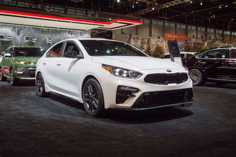 Kia Forte Gt 2020 by 2020 Kia Forte Gt Line Prioritizes Thrift Shifts In
