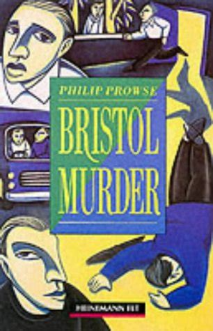 libro bristol murder intermediate level di philip prowse