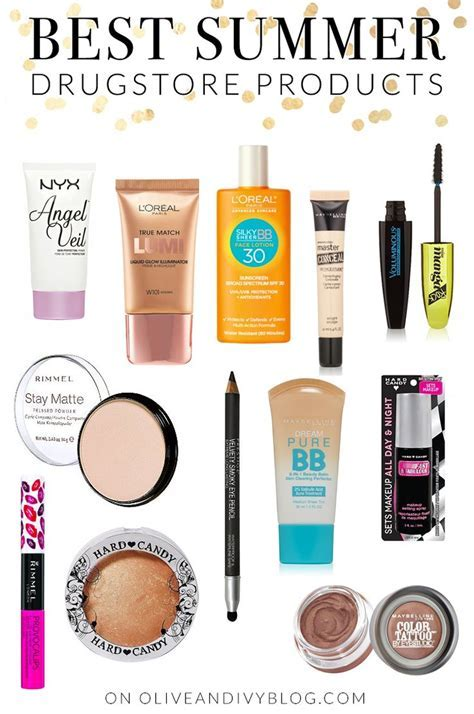 Some of the best summer drugstore products for 2015