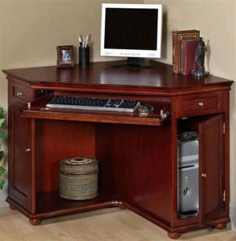 wood cherry corner desk  hutch decor ideasdecor ideas