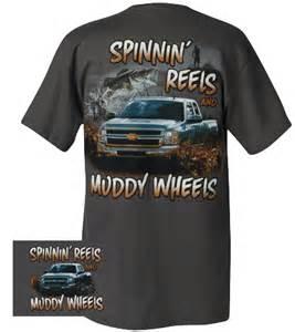 silverado muddy wheels t shirt chevymall