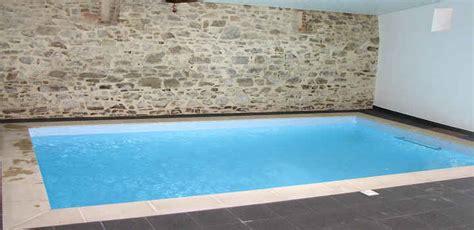 Location gîte piscine intérieure Vendée chauffée et privée