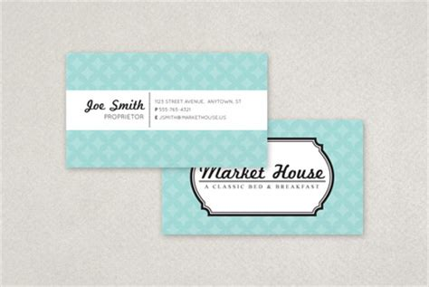 nautical business card template nautical bed and breakfast business card template inkd