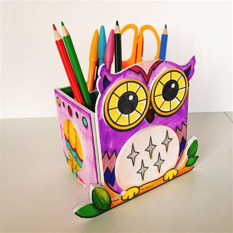 Promo Cubic Puzzle 3d Series Giraffe 3d puzzle owl pen holder giraffe photo frame cubic p695h 24 pieces jigsaw puzzles