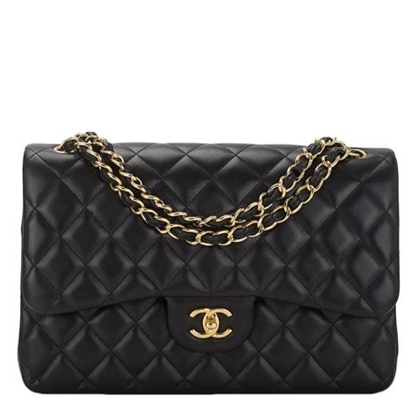 Karpet Mobil 5 In 1 Fashion Chanel chanel black quilted lambskin jumbo classic flap bag gold hardware world s best