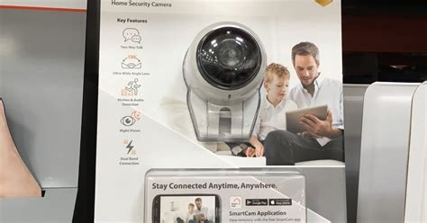 samsung smartcam snh v6431bn home security costco