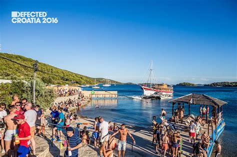 biggest house music festivals one defected croatia night croatia week