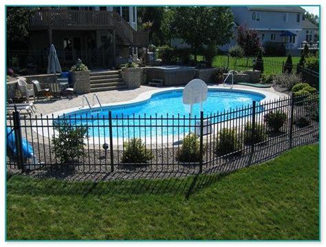 fencing   pool