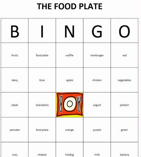 Bingo Card Template 5x5 Excel by 5 Bingo Template Excel Exceltemplates Exceltemplates