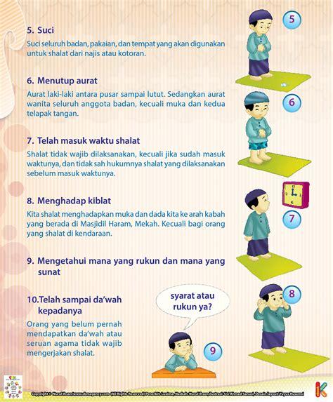Seri Rukun Islam rukun islam jpg hal 20 siapa yang diwajibkan shalat ebook anak