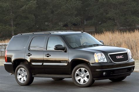 2007 gmc yukon specs pictures trims colors cars com