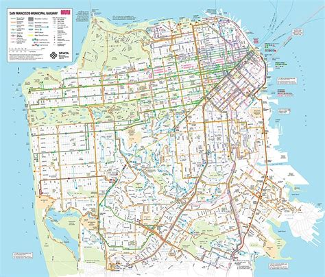 san francisco muni map phrasal verbs with get to help esl students use transportation cisl school