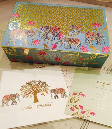 Wedding Invitation Cards Designs With Price In Delhi