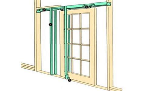 Hideaway Doors by Hideaway H30 Pocket Door Kit 760 Mm Door Weight 56 Kg
