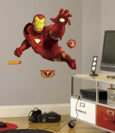 Iron Man Wall Sticker ironman giant wall sticker stickers for wall com