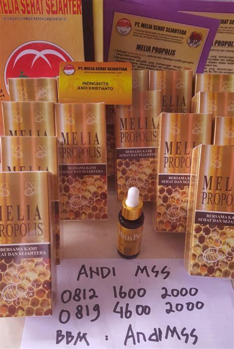 Melia Propolis 55 Ml agen resmi jual melia propolis asli surabaya melia sehat