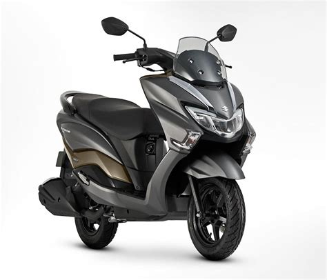 Scooter Suzuki by Suzuki Burgman Autos Post