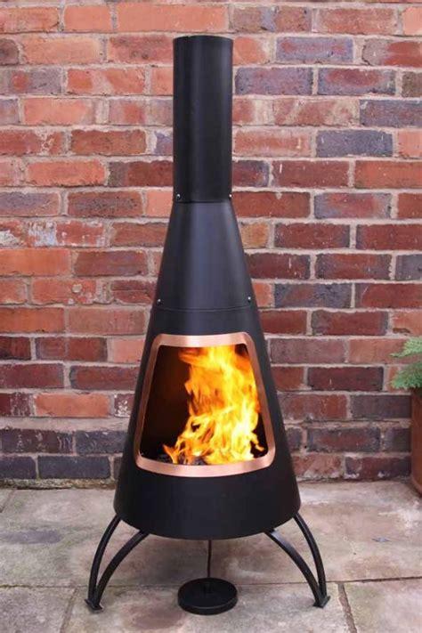 Large Contemporary Chiminea Large Steel Chimenea Modern Chiminea Patio Heater