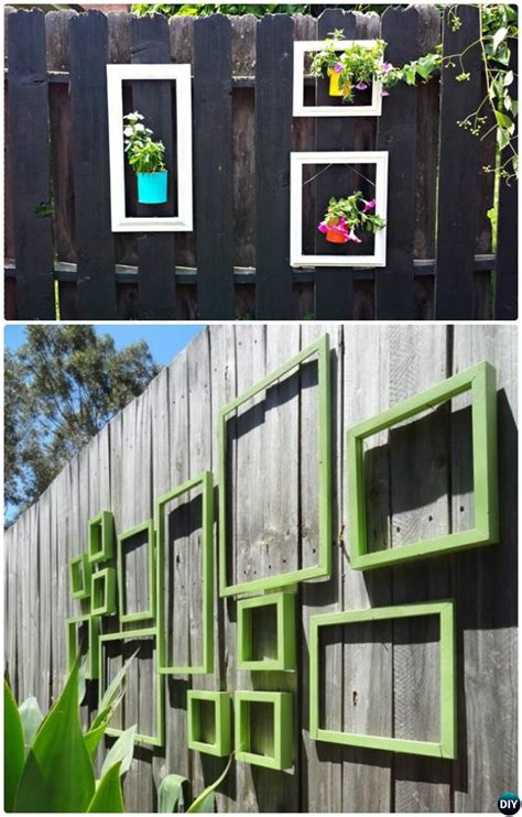 diy backyard fence backyard garden fence decoration makeover diy ideas