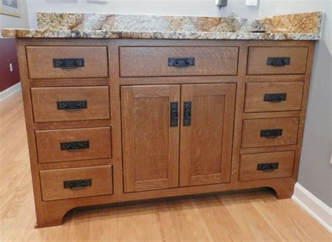 mission style kitchen cabinet hardware mission style kitchen craftsman jacksonville by throughout