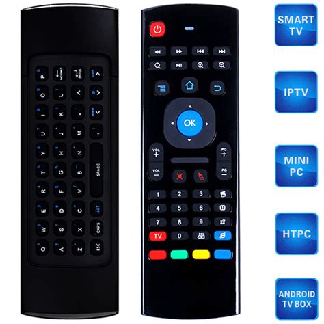 Air Mouse Remote dealsmachine m3 2 4ghz 81 mini wireless air mouse