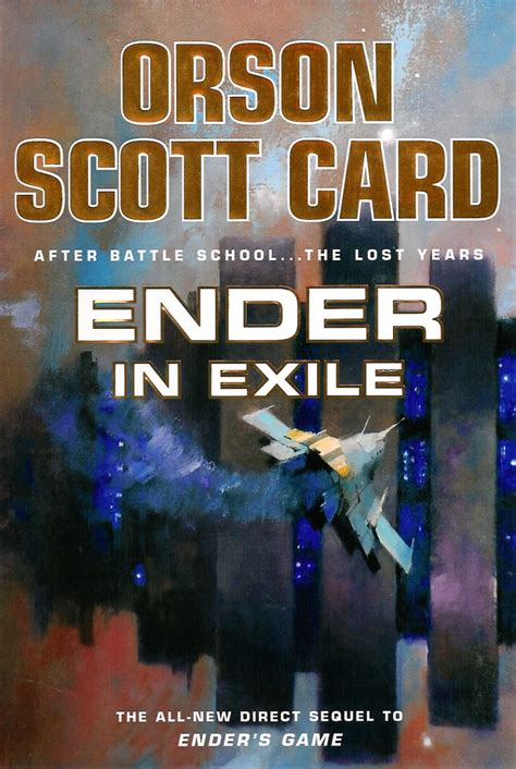 ender in exile recommended read silent cacophony