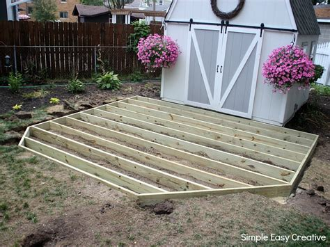 Tips On Building A Deck by How To Build A Ground Level Deck Hoosier