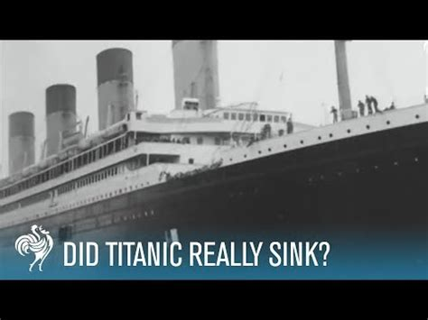 Did Olympic Sink by When Did The Titanic Sink Buzzpls
