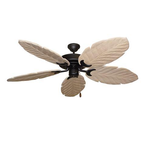 leaf blade ceiling fan raindance matte black 100 series ceiling fan real wood carved leaf blades