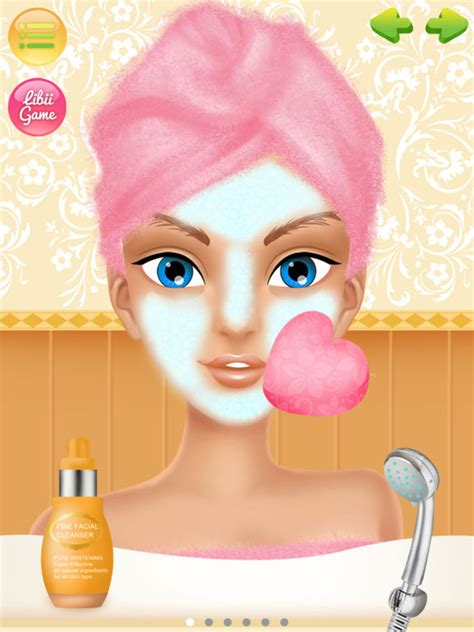 makeover games app store wedding salon girls makeup dressup and makeover on the