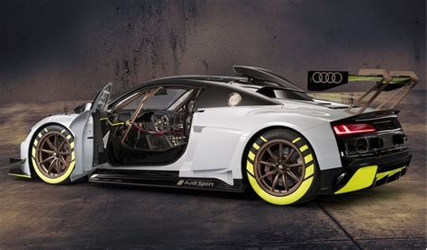 audi   reveal  race car  revived gt series